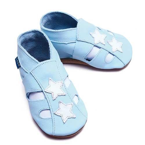 Inch Blue - Zapatos, color azul [talla: 20]