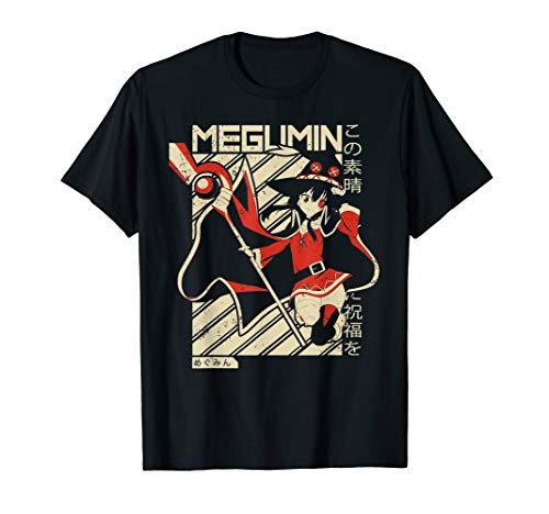 KonoSuba Megumin Explosion T-shirt