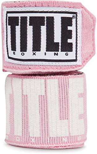 タイトルpower-flex Elite Fist Wraps ピンク