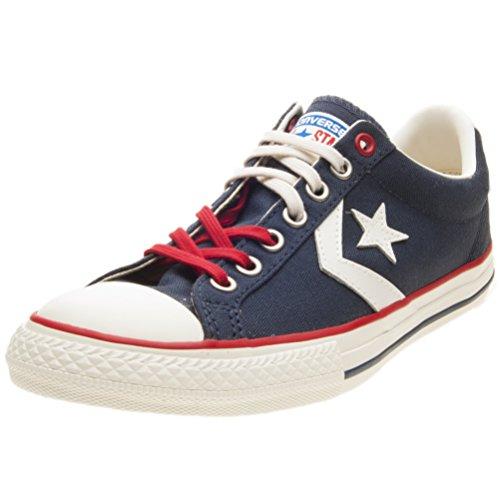 Ox 660962c Scarpe Star Sneakers Blu Unisex Converse Ev Player Basse Tn46WOxqw