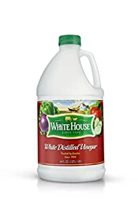 White House White Distilled Vinegar 64oz (64 oz)