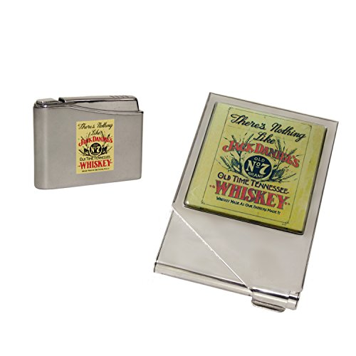 Jack Daniel's Nostalgia gift lighter and cigarette for sale  Delivered anywhere in USA