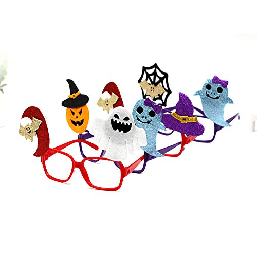 Di Bat Travestimento Occhiali Forma Prestazioni Con Pz E Del Partito Vetri 1 Fantasma Halloween I6tqBwnx6a