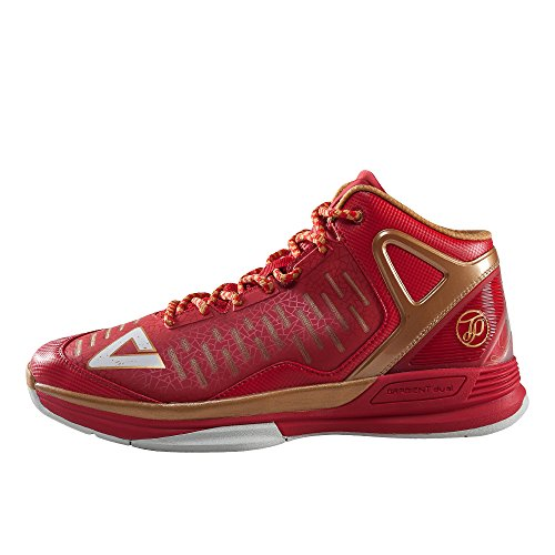 PEAK Unisex Basketballschuh TP9 II Tony Parker red 44
