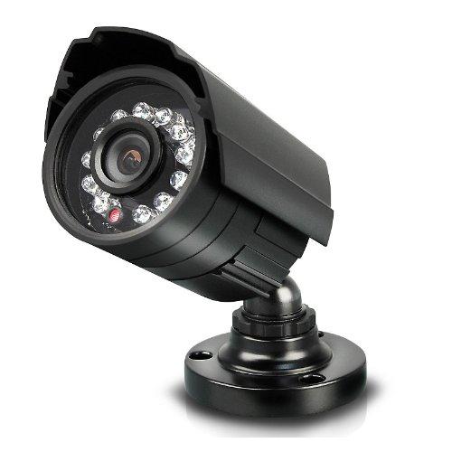 iPower Security SCCAME0037 Indoor Outdoor 850TVL Bullet Security