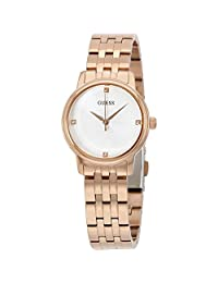 Guess Women's U0687L3 Rose-Gold Stainless-Steel Quartz Fashion Watch