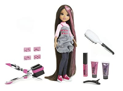 Moxie Magic Hair Stamp N Style Doll -sophina by MGA Entertainment