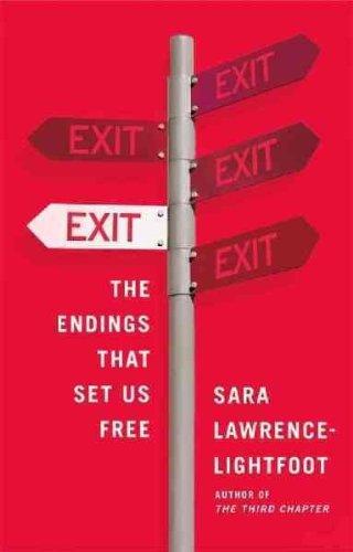 Exit The Endings That Set Us Free (Thorndike Press Large Print Nonfiction Series) Exit (Exit Press)