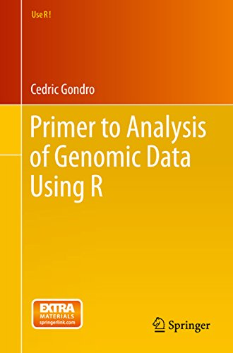 Primer to Analysis of Genomic Data Using R (Use R!) Pdf
