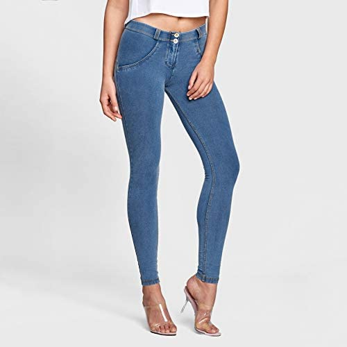 FREDDY WRUP PANT SKINNY STAMPA FLOREALE