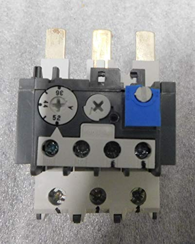 ABB, TA75DU63, Overload Relays-Thermal Magnetic, 45-63 Amp Range, for use with (A/AE/AF50 - A/AE/AF75) Contactors