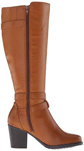 Naturalizer Harness Boot Tricia Women's Camel Wide Calf Hrraf1