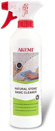 Akemi Natural Stone Cleaner Spray - 500 ml