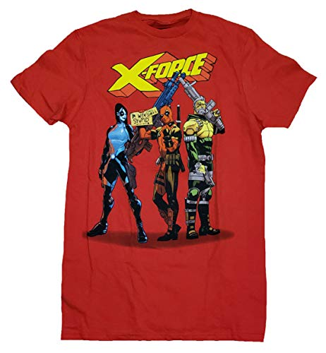 X-Force Deadpool Men's Shirt