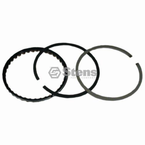 Stens 500-827 Piston Rings +.010, - Piston Chrome Ring