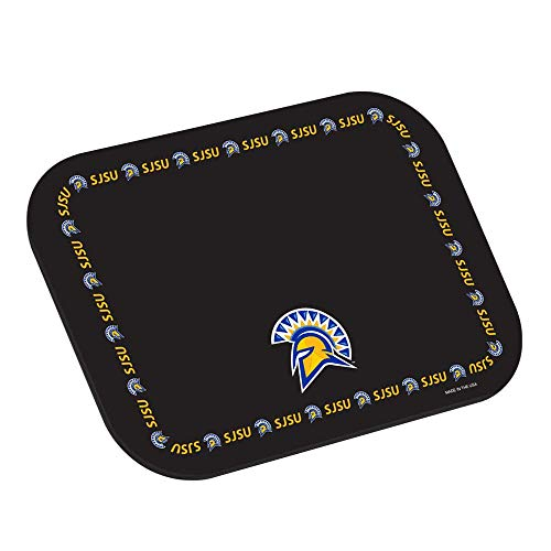 Master Strap NCAA Collegiate Placemats - San Jose State University Spartans - Set of 4 ()