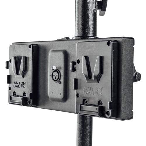 Litepanels V-Mount Dual Battery Bracket for Gemini 2x1 Soft LED Panel by Lite Panels