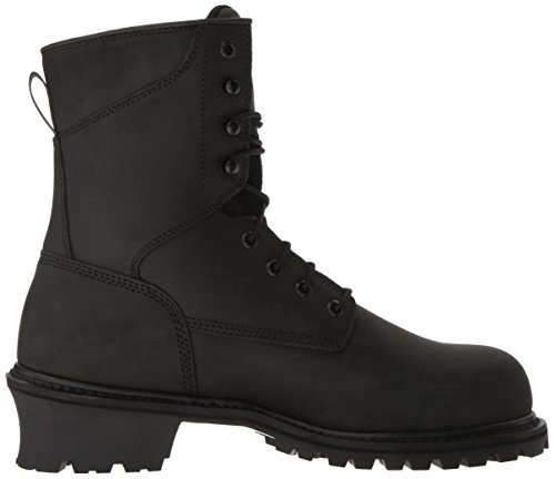 Irish Steel 83836 Black Setter Boot Mesabi Toe Work Men's UqBTPrwIq