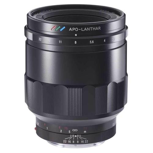 Voigtlander MACRO APO-LANTHAR 非球面マクロレンズ 65mm F2 ソニー Eマウントカメラ用   B074H1M8TR