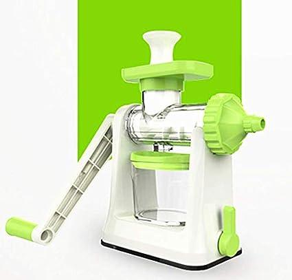 Exprimidor manual SIKER, para trigo, frutas y verduras