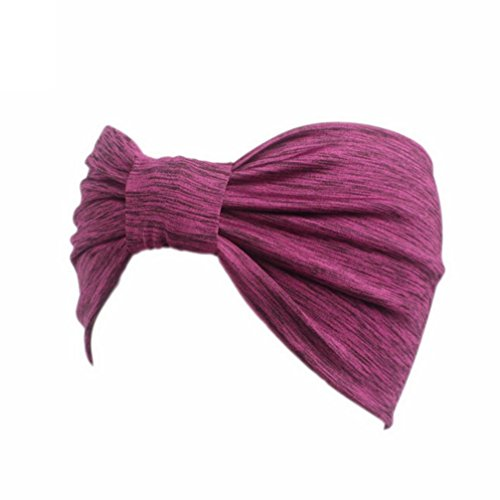 Stretch Veil (HOT!Sports Yoga Headband ,BeautyVan Adult Charming Women Sports Yoga Fashion Charming Stretch Hairband Elastic Hair Band (Red))