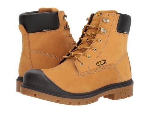 Keen Utility(キーン) メンズ 男性用 シューズ 靴 ブーツ 安全靴 ワーカーブーツ Baltimore 6