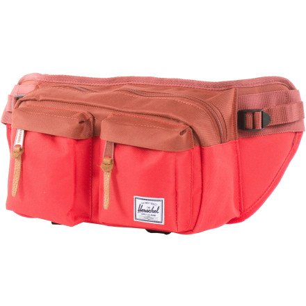 Herschel Eighteen Rust/Red, Outdoor Stuffs