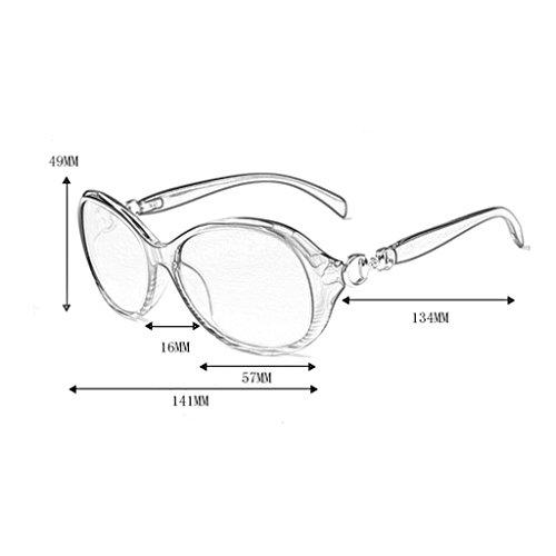 D De De Color Gafas Moda Sol Sol Driving Lady Gafas Protección C Gafas UV Polarizadas Concise GAOYANG ap65yc5