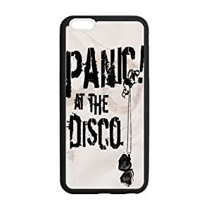 Customize TPU Gel Skin Case Cover for iphone 6+, iphone 6 plus Cover (5.5 inch), Panic At The Disco
