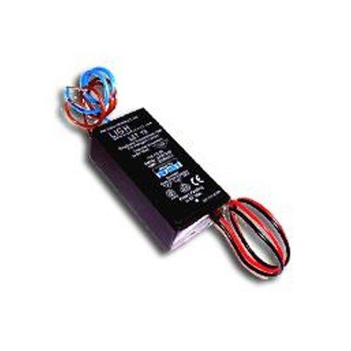 GE's Lightech GELT75A24012EU 68662 LET 75 240V 12V AC 75W 240V to 12V Electronic Transformer for Halogen Lights