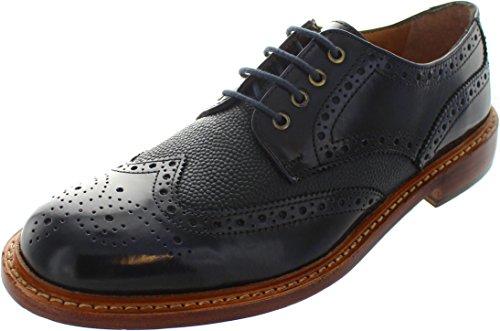 Lotus  Barkley, Chaussures de ville à lacets pour homme bleu bleu