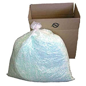 Extra Bean Bag Filling - 2 Cubic Ft., Bean Products Brand, Made in USA