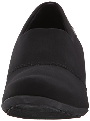 Mephisto Womens Mila Gt Dress Pump Nero Stretch