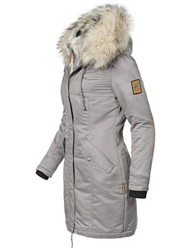 Gris Manteau Femme 5 Daylight D'hiver Xs Couleurs Navahoo xxl Pour dqw6zFd1