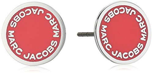 Logo Disc Earrings (Marc Jacobs