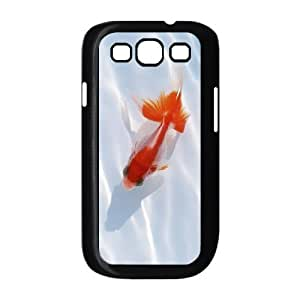 ALICASE Diy Back Case Goldfish For Samsung Galaxy S3 i9300 [Pattern-1]