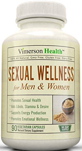 Maca Supplement for Sexual Wellness that Works for Women and Men. Increases Libido, Desire, Metabolism, Sex Drive, Stamina & More. Pure Maca Root Pills