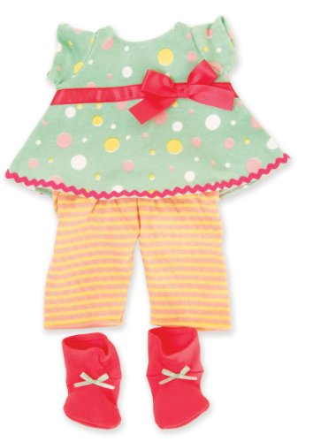 Manhattan Toy Baby Stella Pretty Party Outfit, Baby & Kids Zone