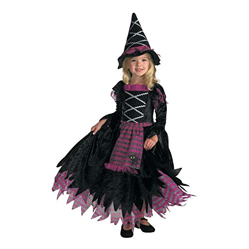 Fairy Tale Witch Kids Costume - Toddler -