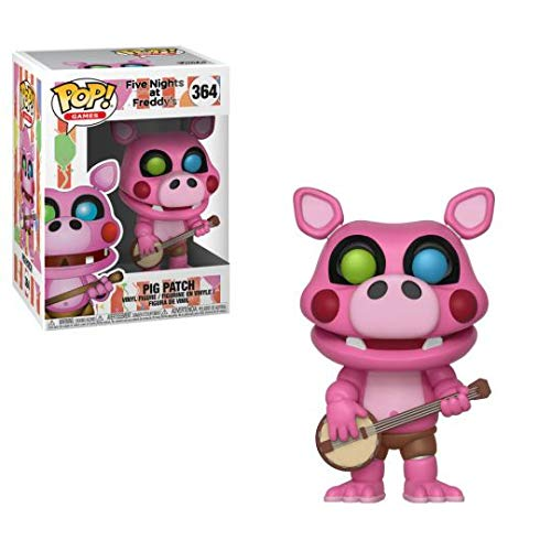 Funko- Five Nights At Freddy S Pizza Simulator Statue, Multicolor, estandar, 32056