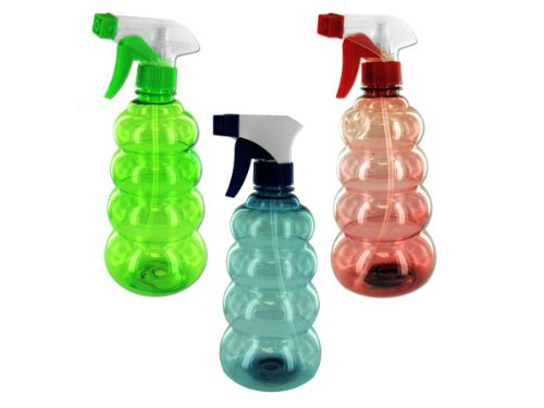 Tornado-shaped spray bottle - Case of 48 by bulk buys