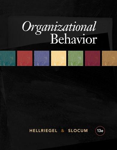 Bundle: Organizational Behavior, 13th + Premium Web Site Printed Access Card