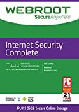 Webroot Internet Security Complete 2016 | 5 Devices | 1 Year | PC/Mac Disc [DVD-ROM] Windows 7 /...