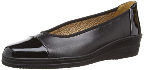 06 402 Women's Blk Petunia 37 Gabor Black Shoes qwRHtTR7