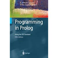 Programming in Prolog: Using the ISO Standard by William Clocksin (2013-10-04)