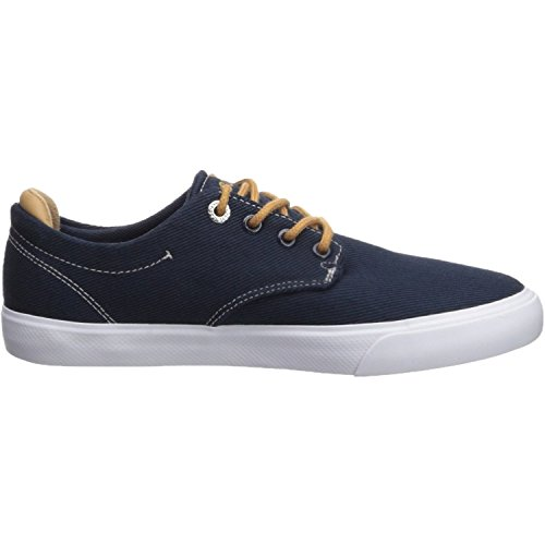 1 Tan Canvas Navy Esparre Trainers Lacoste Navy 218 Youth wEAqpH
