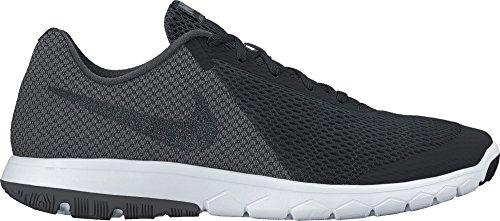 c1485795814d Galleon - Nike Men s Flex Experience Run 6 Running Shoe Black Dark Grey  Size 14 M US