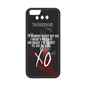 LJF phone case C-EUR Diy 3D Case The Weeknd XO for iPhone 5C
