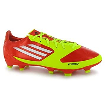 a91dbfacafe5 adidas F30 TRX Firm Ground Football Boots 11 Yellow: Amazon.co.uk ...