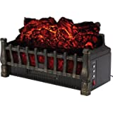 5100 BTU Electric Log Insert with Real Flame Effect